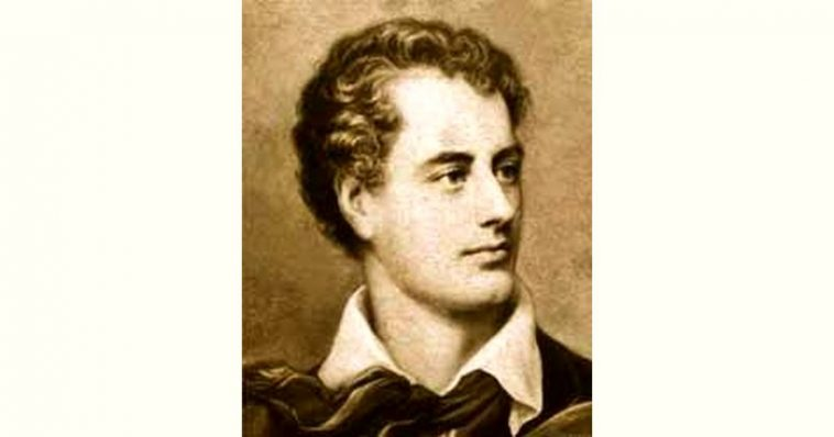 Lord Byron Age and Birthday