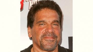 Lou Ferrigno Age and Birthday