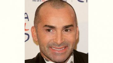 Louie Spence Age and Birthday