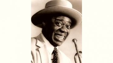 Louis Armstrong Age and Birthday