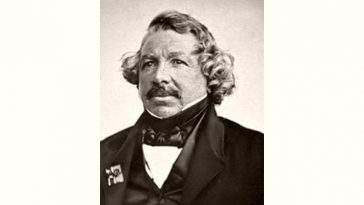 Louis-Jacques Daguerre Age and Birthday