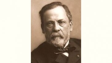 Louis Pasteur Age and Birthday