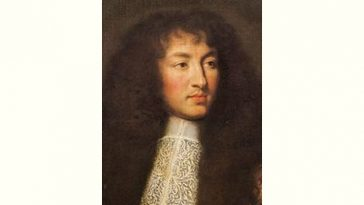 Louis XIV Age and Birthday