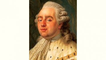 Louis XVI Age and Birthday