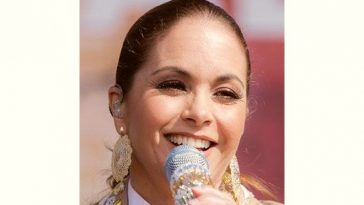 Lucero Age and Birthday
