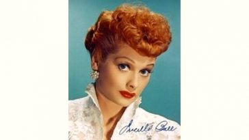 Lucille Ball Age and Birthday