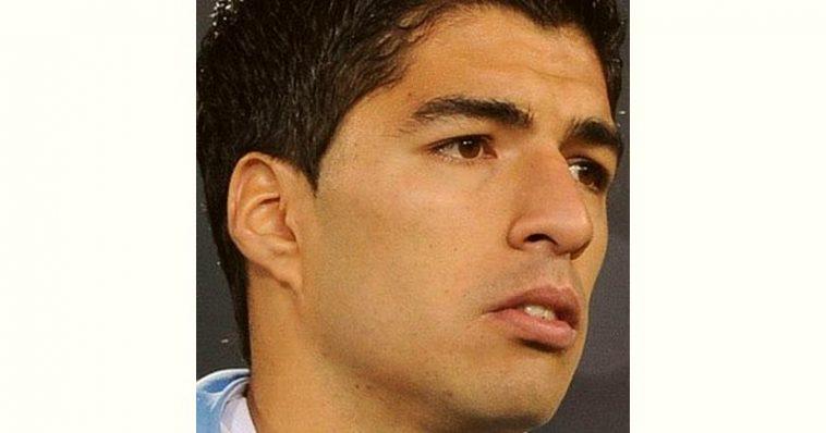 Luis Suarez Age and Birthday