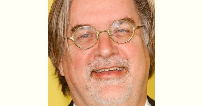 M Groening Age and Birthday