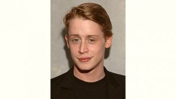 Macaulay Culkin Age and Birthday