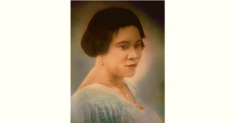 Madam C. J. Walker Age and Birthday