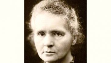 Madame Curie Age and Birthday