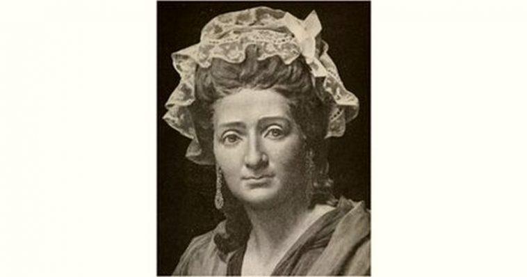 Madame Tussaud Age and Birthday