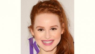 Madelaine Petsch Age and Birthday