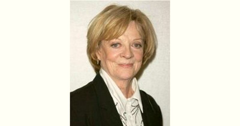Maggie Smith Age and Birthday