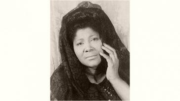 Mahalia Jackson Age and Birthday
