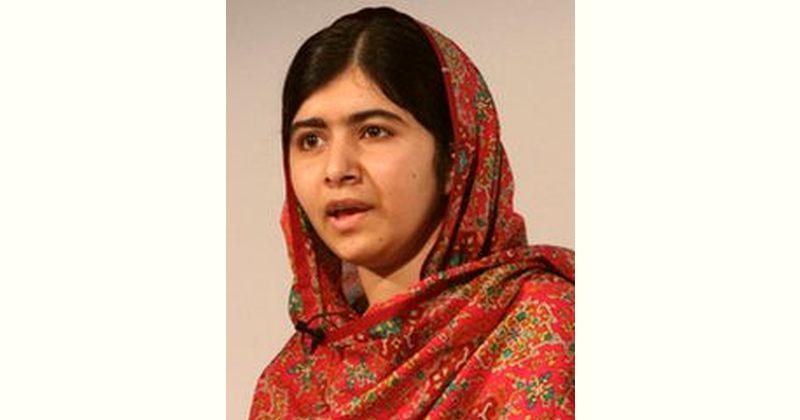 Malala Yousafzai Age and Birthday