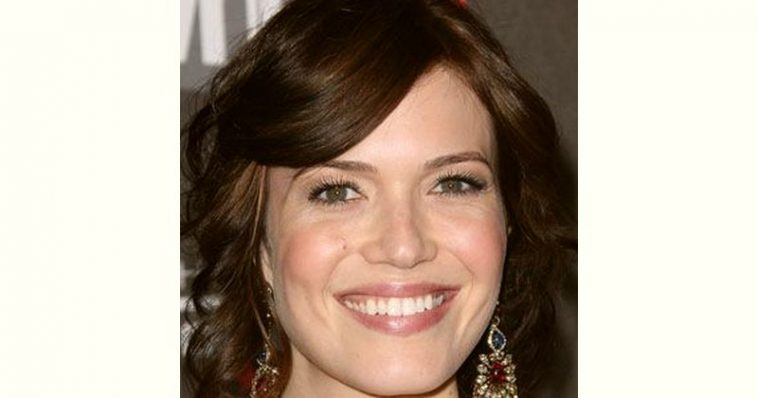 Mandy Moore Age and Birthday