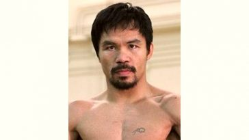 Manny Pacquiao Age and Birthday