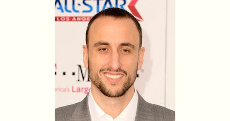 Manu Ginobili Age and Birthday