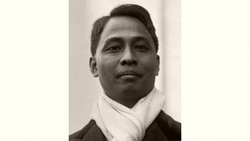Manuel Roxas Age and Birthday