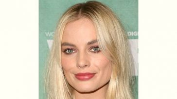 Margot Robbie Age and Birthday