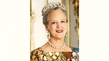 Margrethe II Age and Birthday
