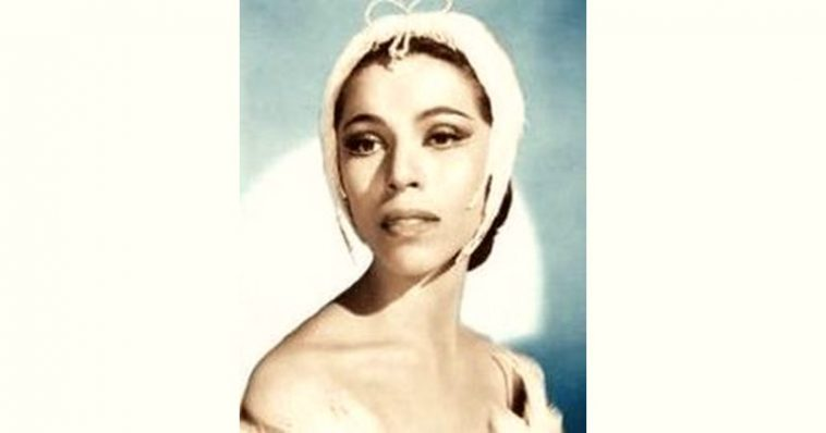 Maria Tallchief Age and Birthday