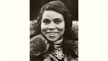 Marian Anderson Age and Birthday