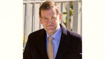 Mariano Rajoy Age and Birthday