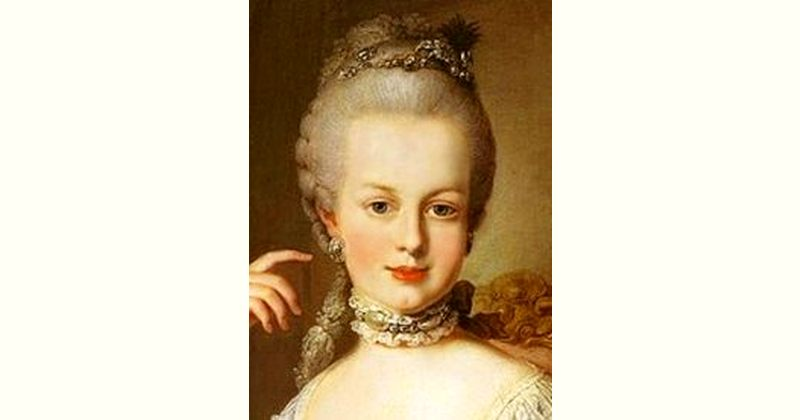 Marie Antoinette Age and Birthday
