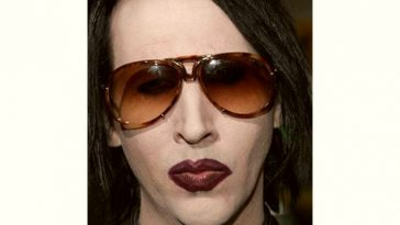 Marilyn Manson Age and Birthday