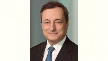 Mario Draghi Age and Birthday