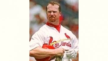 Mark McGwire Age and Birthday