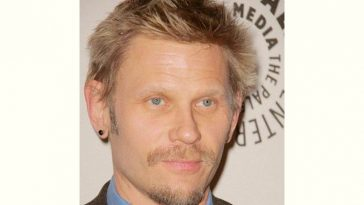 Mark Pellegrino Age and Birthday