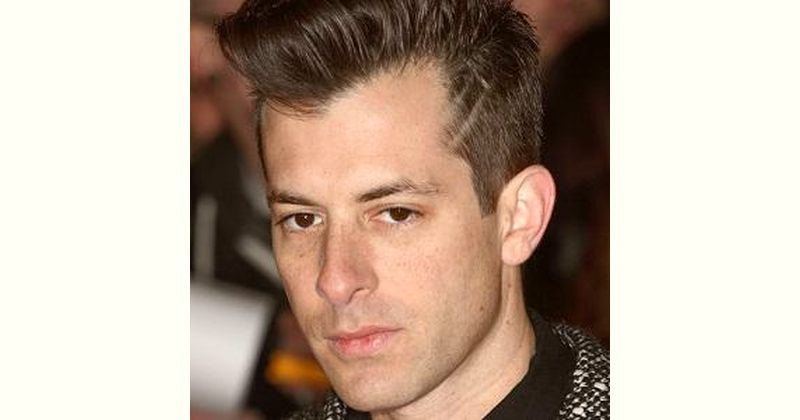 Mark Ronson Age and Birthday