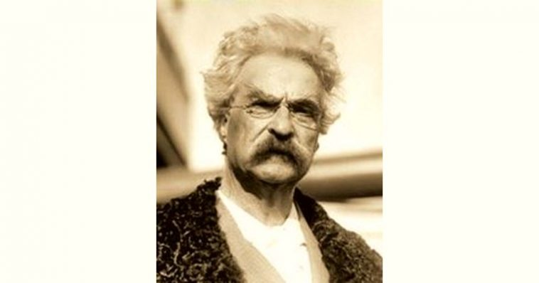 Mark Twain Age and Birthday