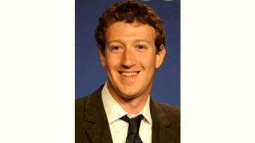 Mark Zuckerberg Age and Birthday