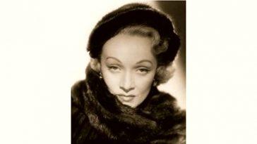 Marlene Dietrich Age and Birthday