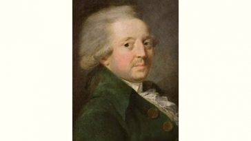 Marquis de Condorcet Age and Birthday