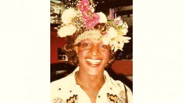 Marsha P. Johnson Age and Birthday
