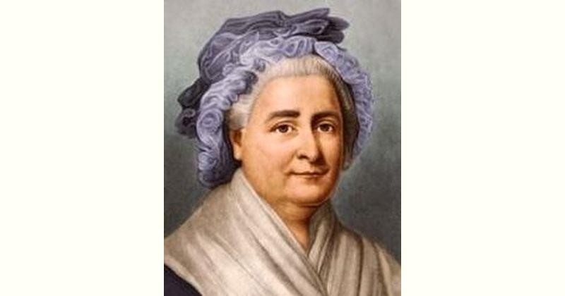 Martha Washington Age and Birthday