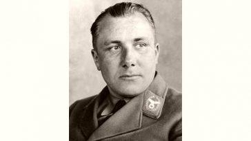 Martin Bormann Age and Birthday