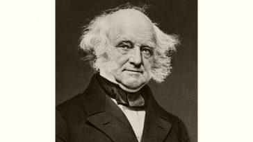 Martin Buren Age and Birthday