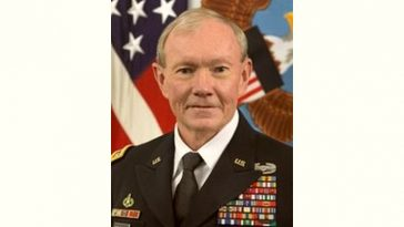 Martin Dempsey Age and Birthday