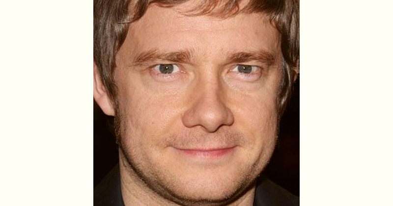 Martin Freeman Age and Birthday