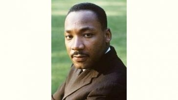 Martin Luther King Jr. Age and Birthday