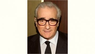 Martin Scorsese Age and Birthday