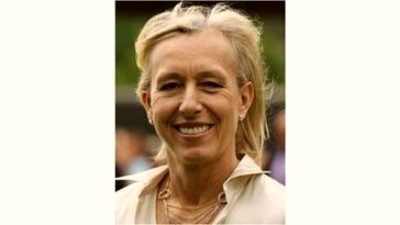 Martina Navratilova Age and Birthday