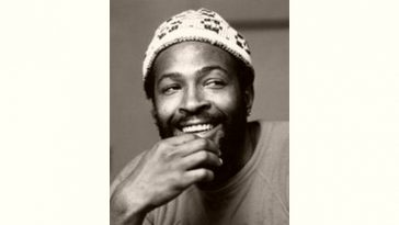Marvin Gaye Age and Birthday