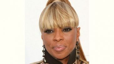 Mary Blige Age and Birthday